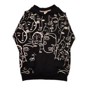 Otroski pulover za puncko